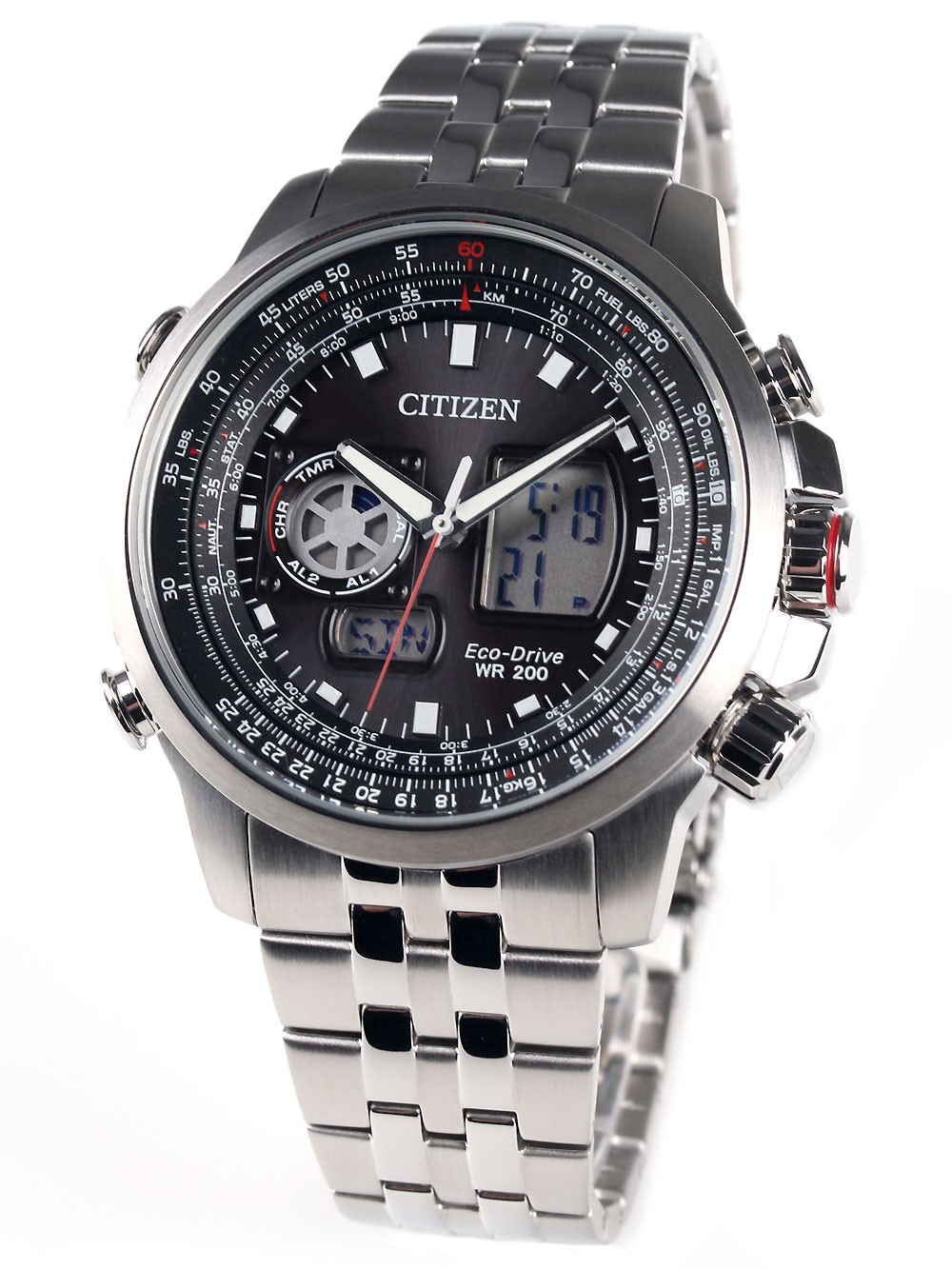 Citizen Promaster JZ1060 50E Promaster Sky Reloj
