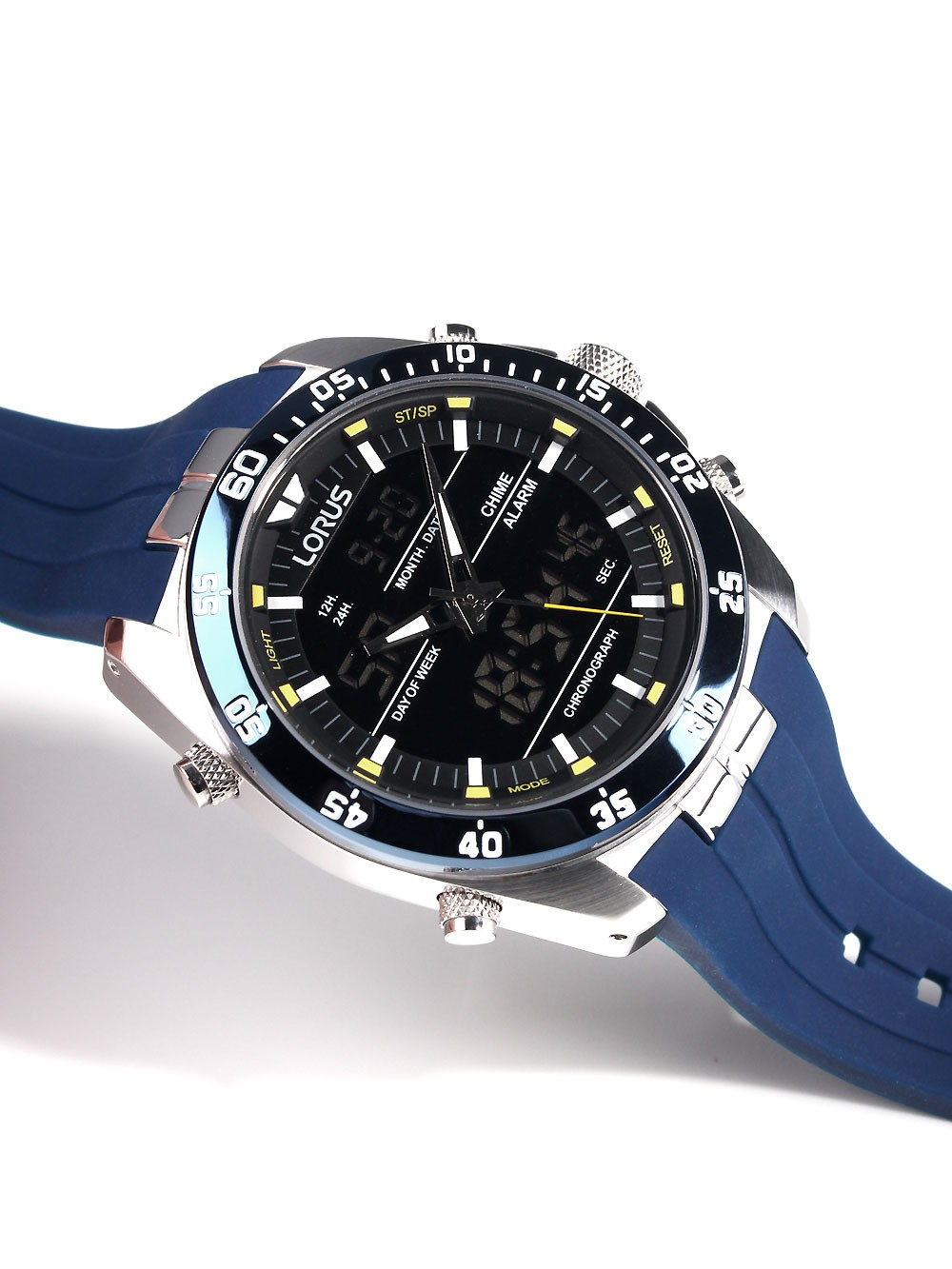 36386b937 Watches | Chrono12 - Lorus RW617AX9 Analog-Digital Alarm Chronograph ...