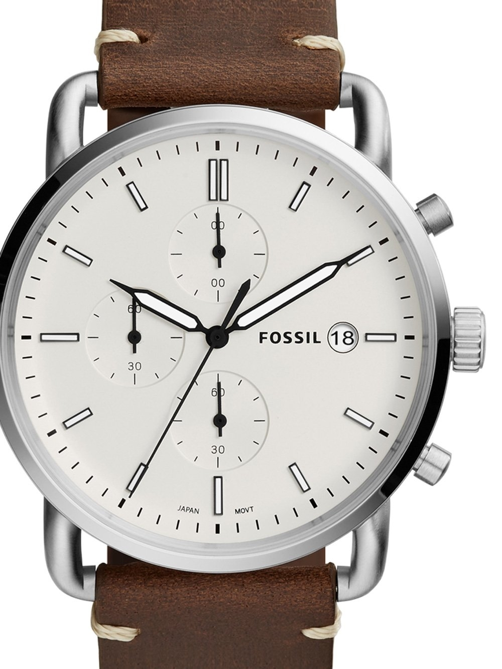 Ceas barbatesc Fossil FS5402 The Commuter Chrono 42mm 5ATM