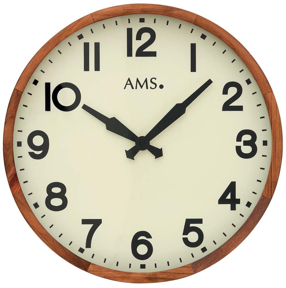 Ceas de perete AMS 9535 - Serie: AMS Design