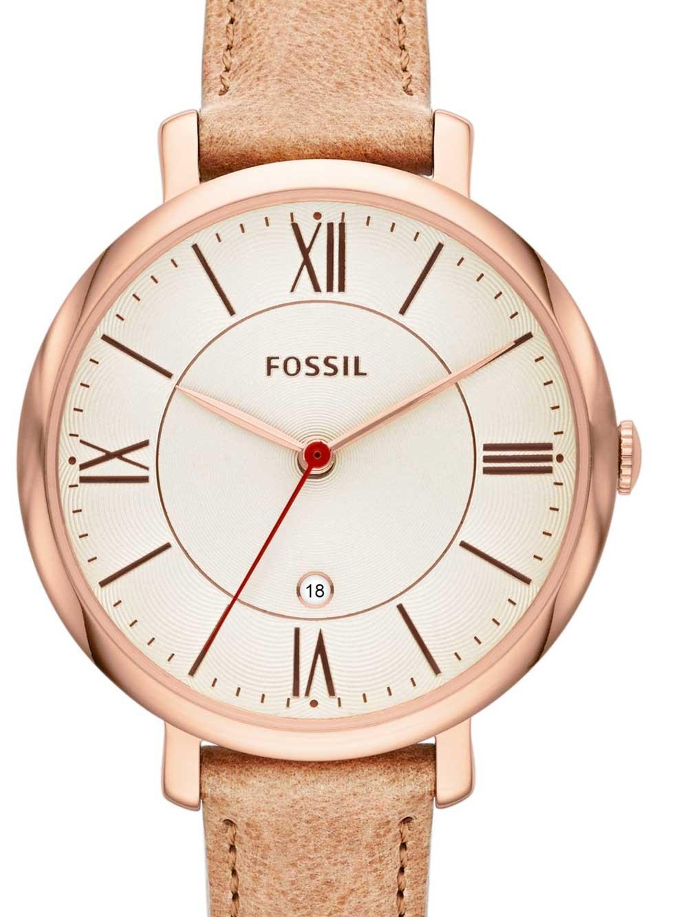 Ceas de dama Fossil ES3487 Jacqueline 36mm 3ATM