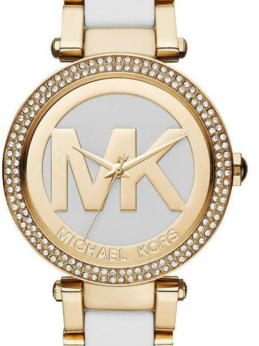 ceas de dama michael kors mk6313 parker 39mm 10atm