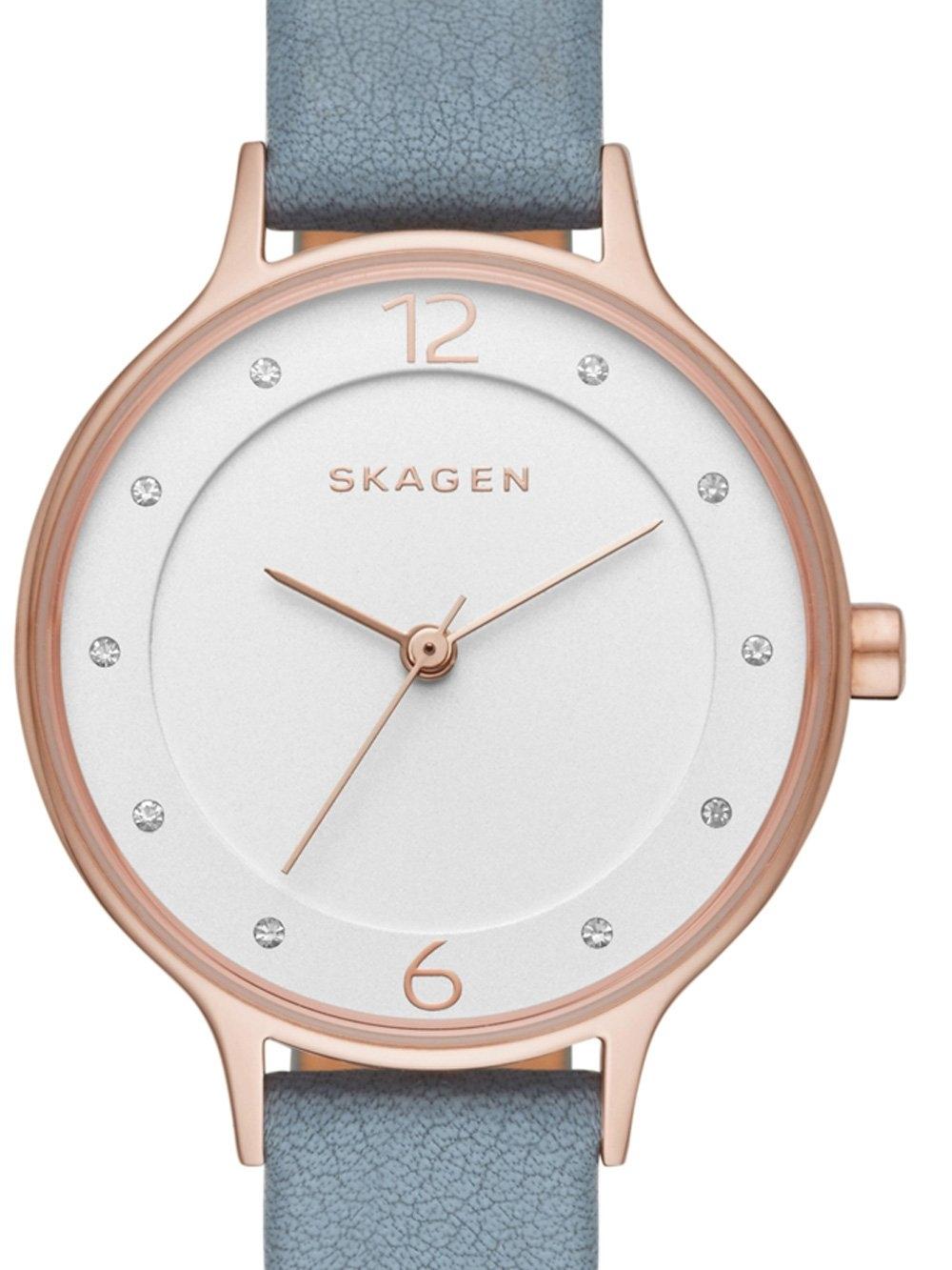 ceas de dama skagen skw2497 anita 30mm 3atm