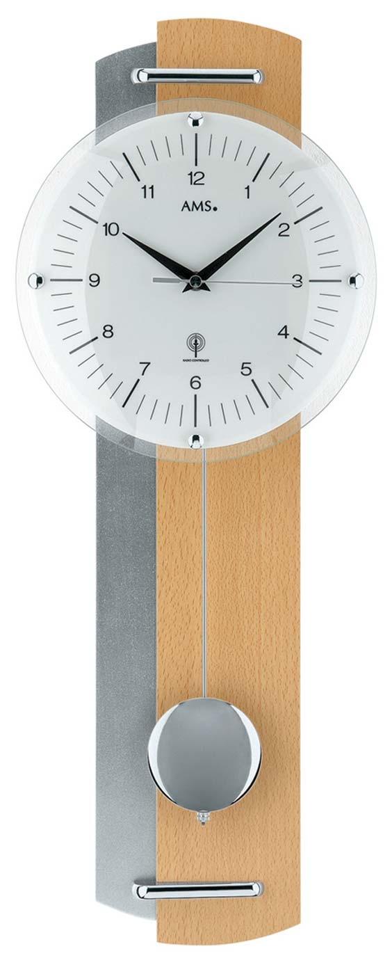 ceas cu pendula ams 5244/18