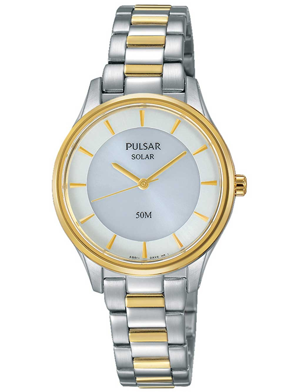ceas de dama pulsar py5020x1 solar 28mm 5atm