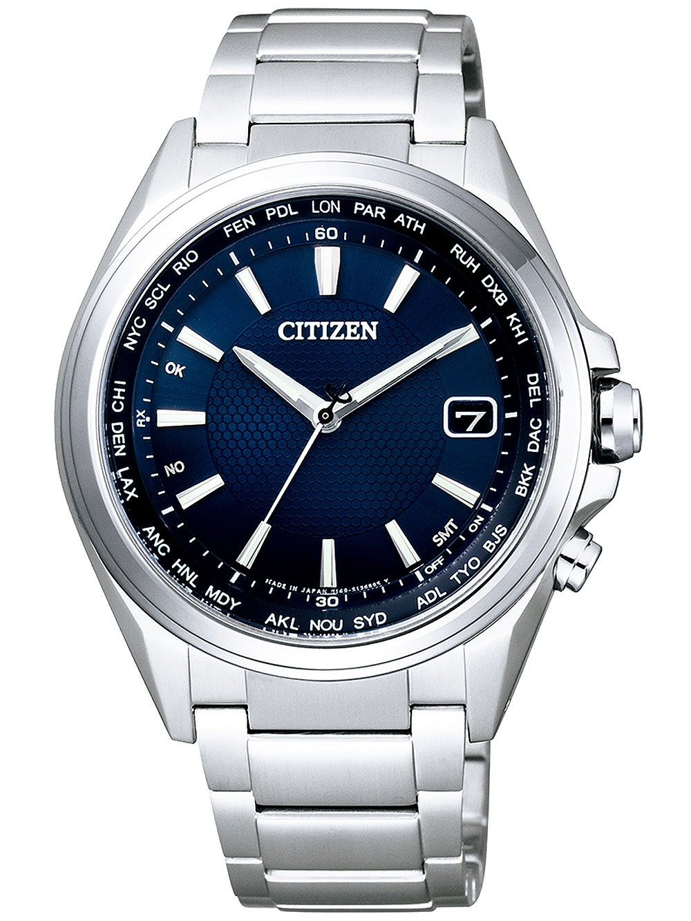 ceas barbatesc citizen cb1070-56l eco-drive titan 42mm 10atm
