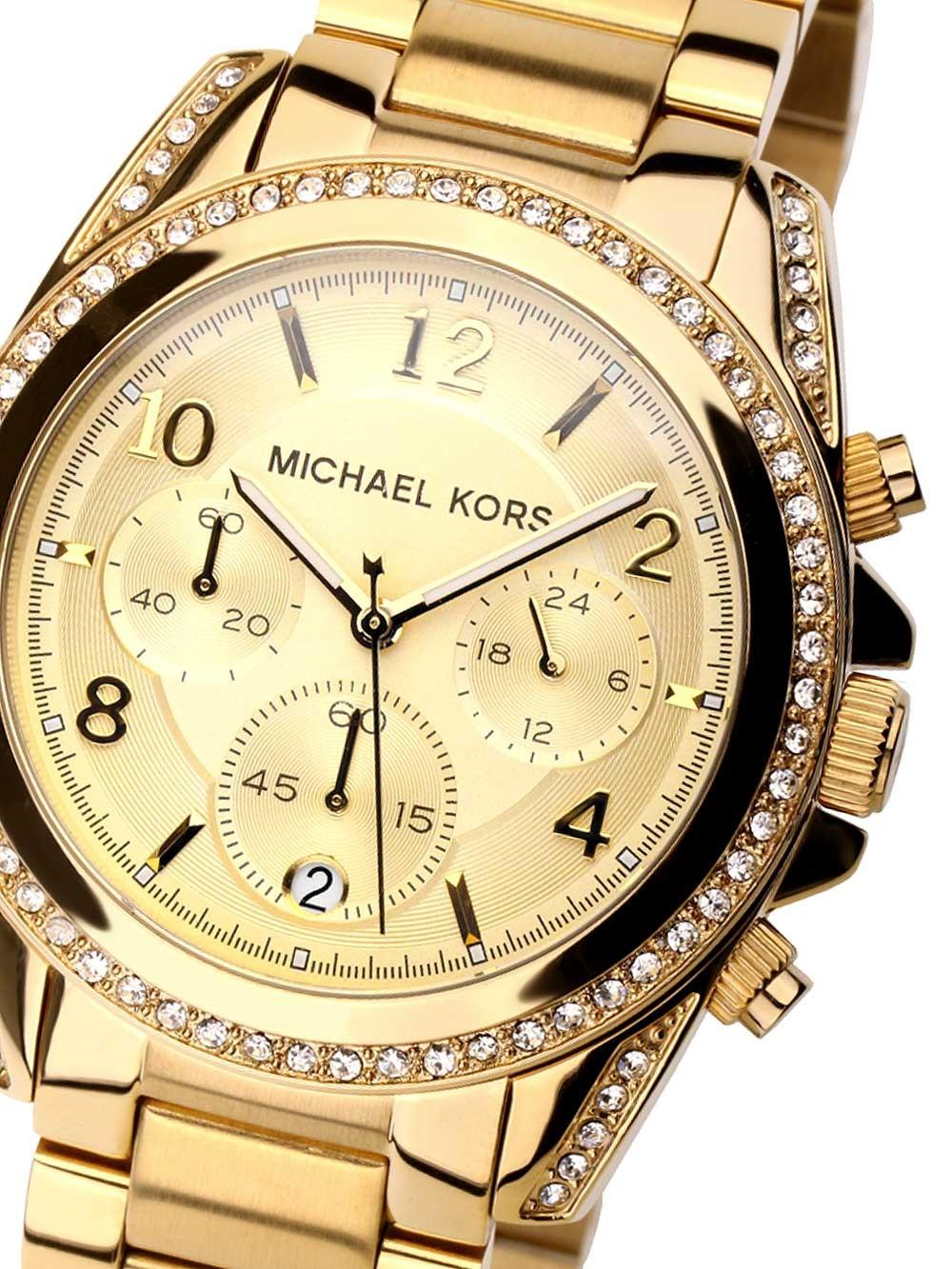 ceas de dama michael kors mk5166 blair 40mm 10atm