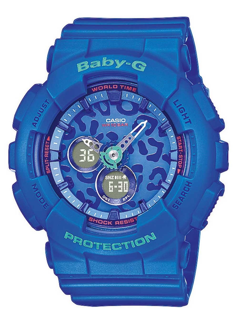 Ceas de dama Casio BA-120LP-2AER Baby-G 43mm 10ATM