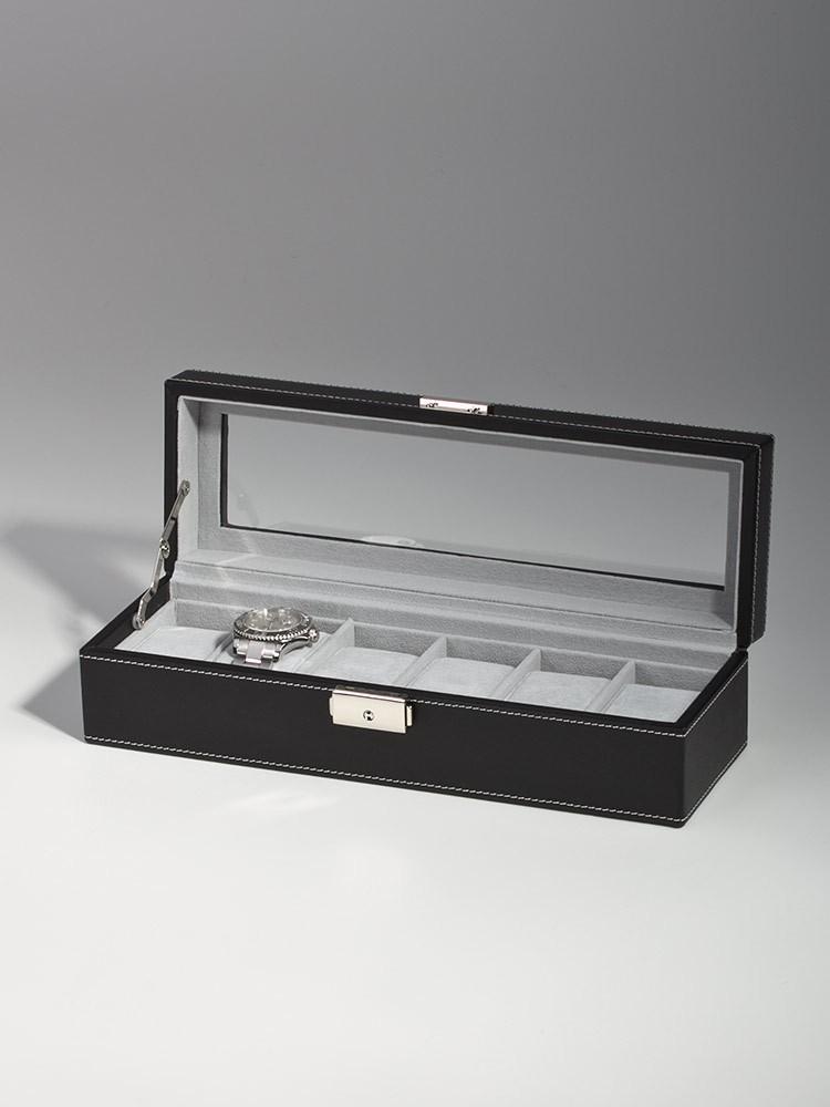 cutie ceasuri rothenschild rs-1680-6bl 6 ceasuri title=cutie ceasuri rothenschild rs-1680-6bl 6 ceasuri