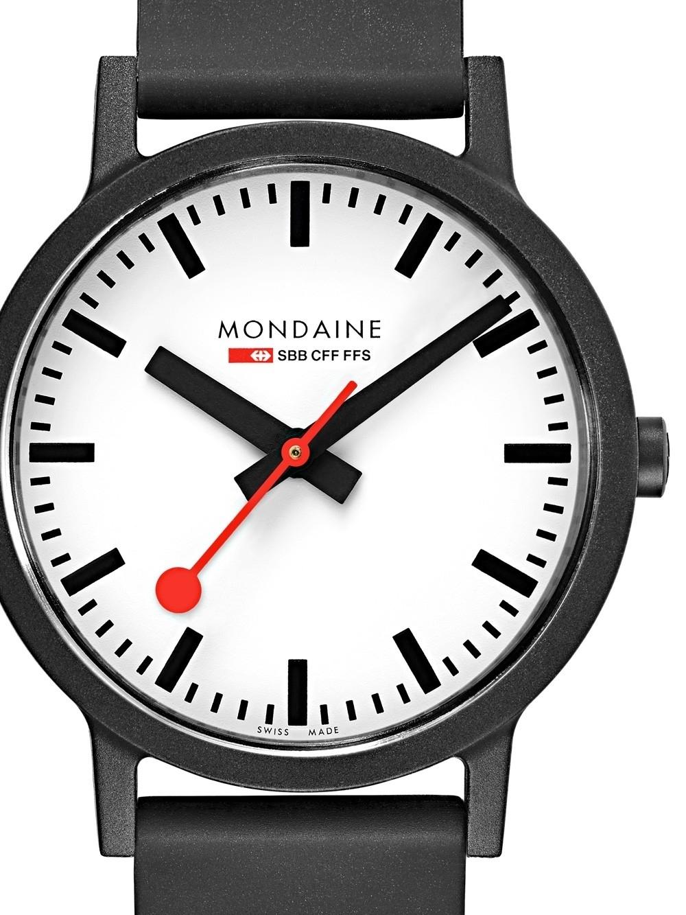 ceas unisex mondaine ms1.41110.rb essence 40mm 3atm