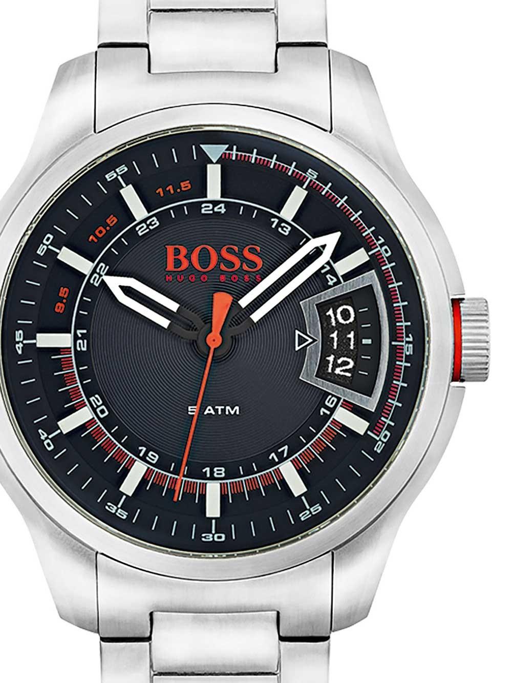 watches chrono12 boss orange 1550004 hong kong herren. Black Bedroom Furniture Sets. Home Design Ideas