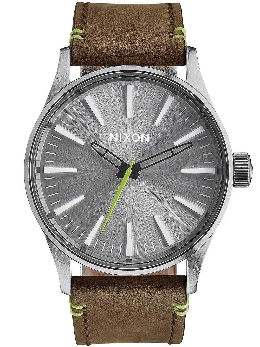 ceas barbatesc nixon a377-2290 sentry 38 - 38mm 10atm