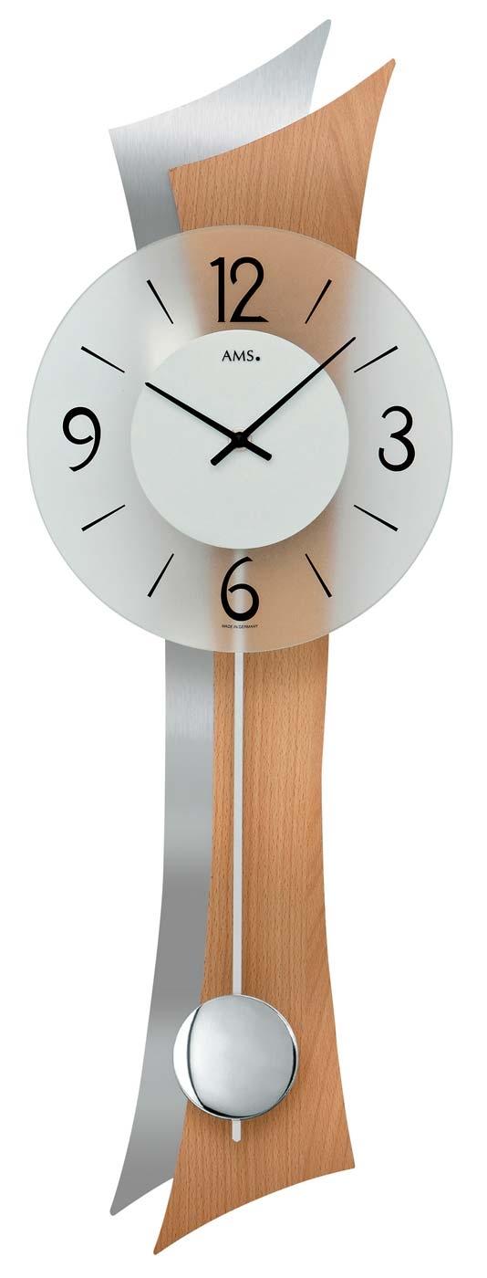 ceas de perete ams 7425