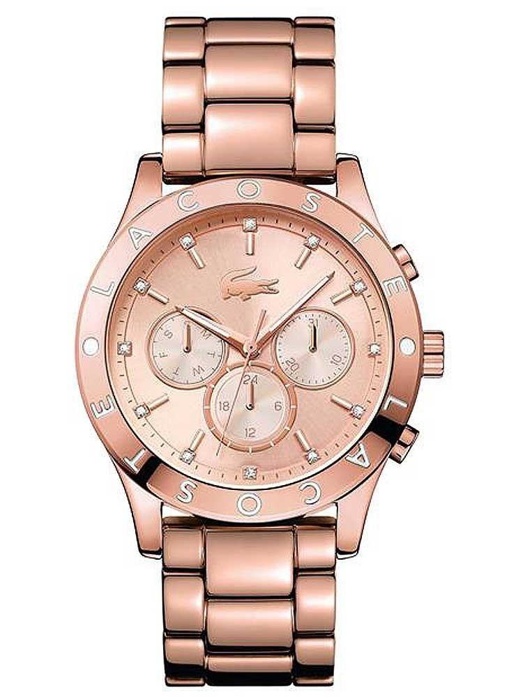 ceas de dama lacoste 2000964 charlotte multif. 40mm 3atm