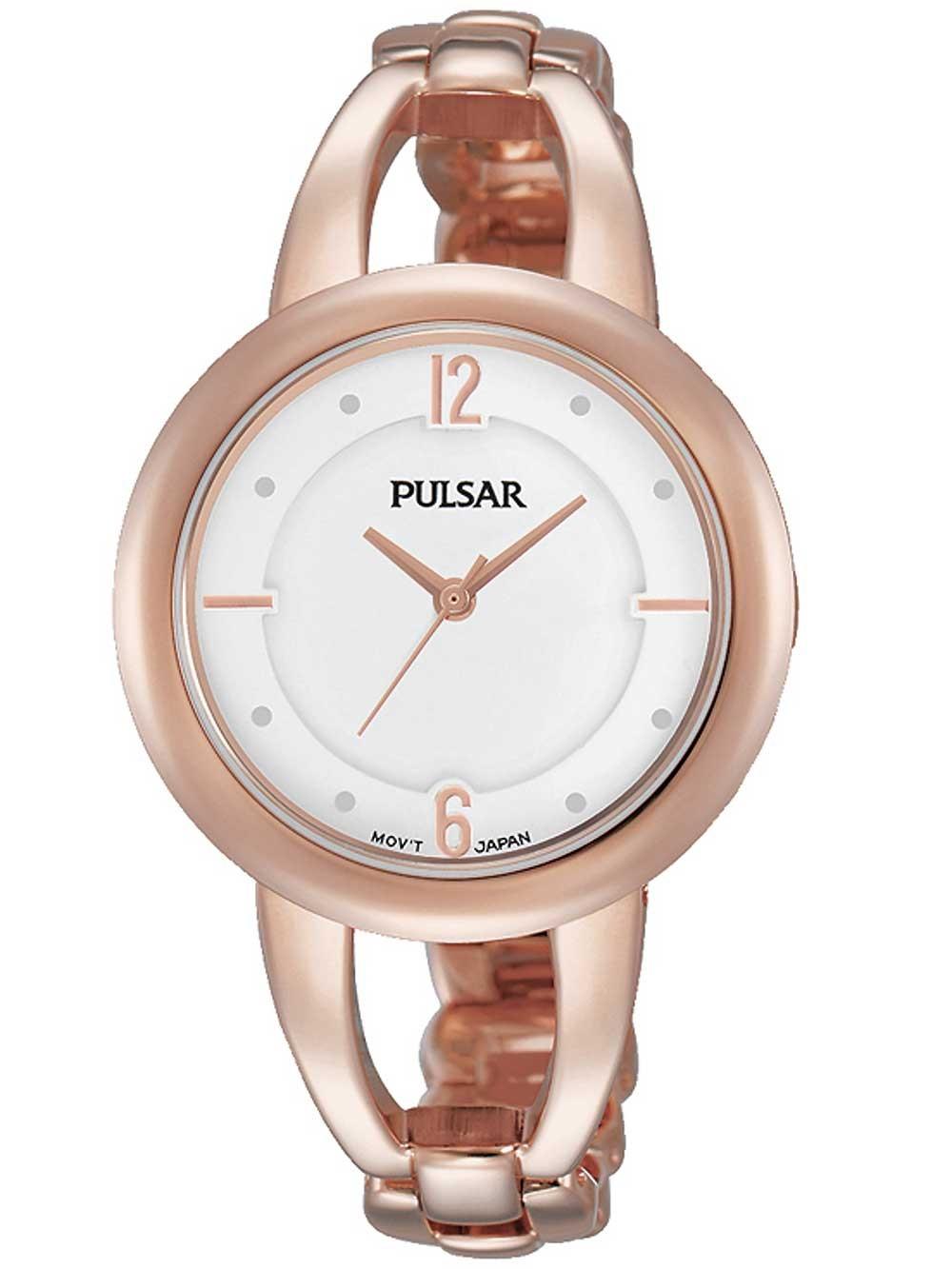 ceas de dama pulsar ph8208x1 33mm 3atm