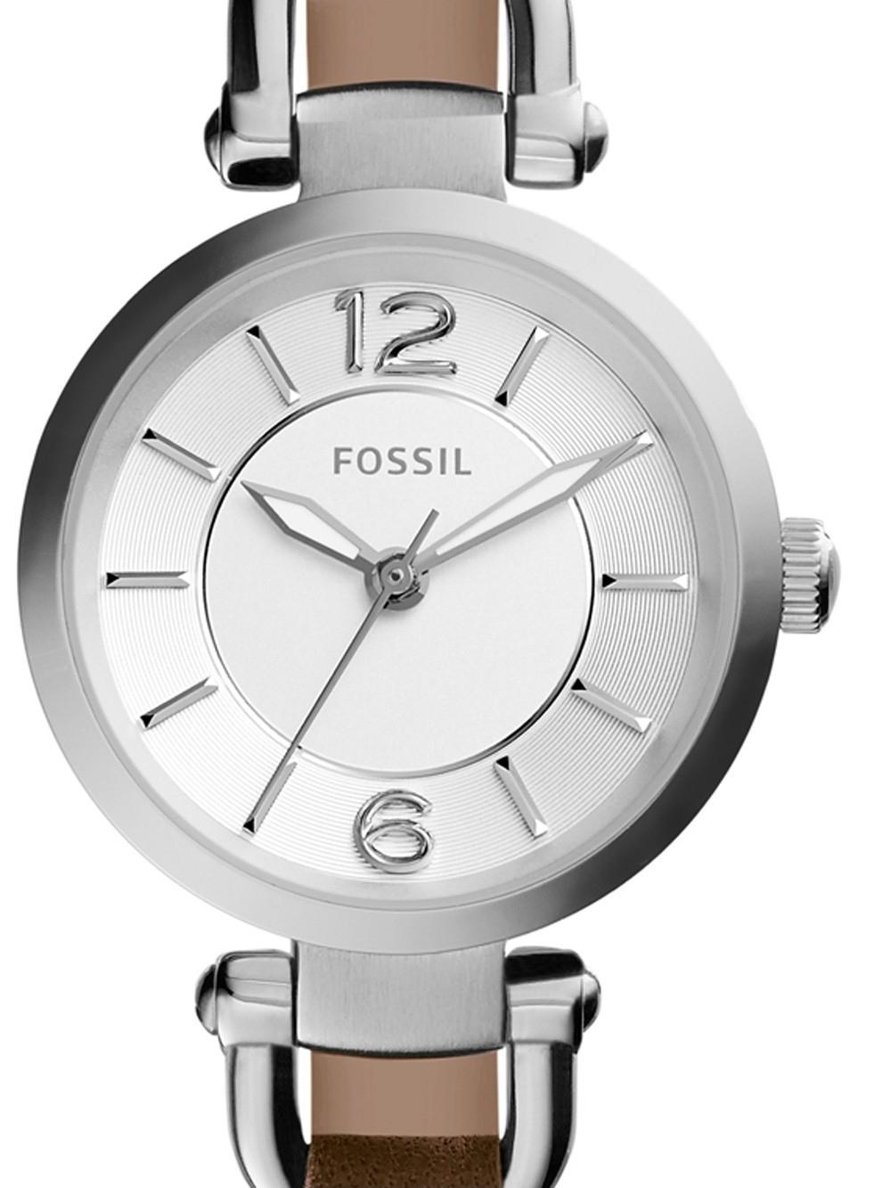 ceas de dama fossil es3861 georgia 26mm 5atm