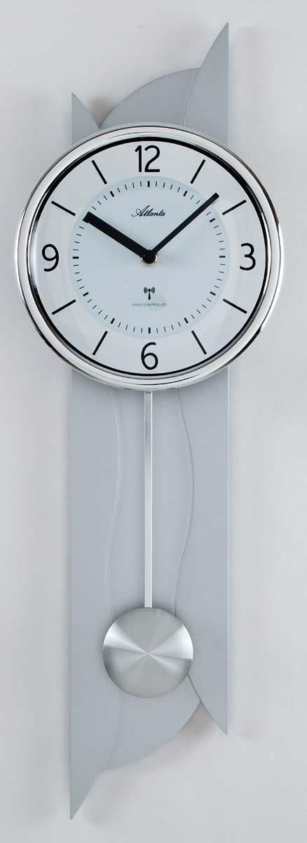 ceas de perete atlanta 5103/19 radio controlat
