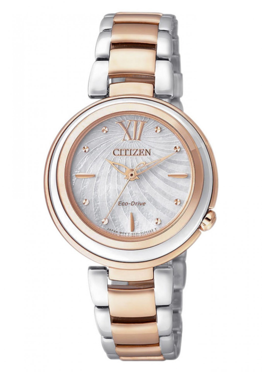 ceas de dama citizen elegance em0335-51d 30 mm 50m