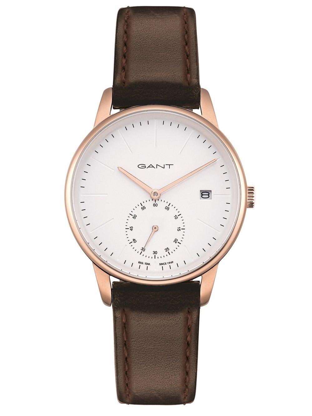 ceas de dama gant gt070002 waldorf 37mm 5atm