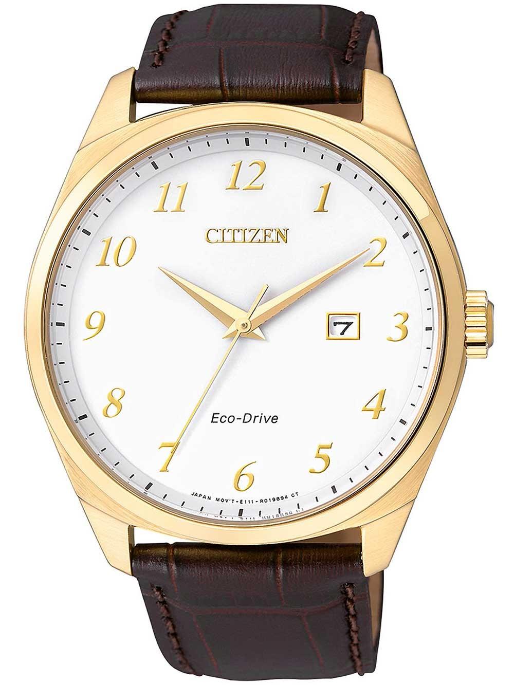 ceas barbatesc citizen bm7322-06a elegant eco-drive 42 10atm