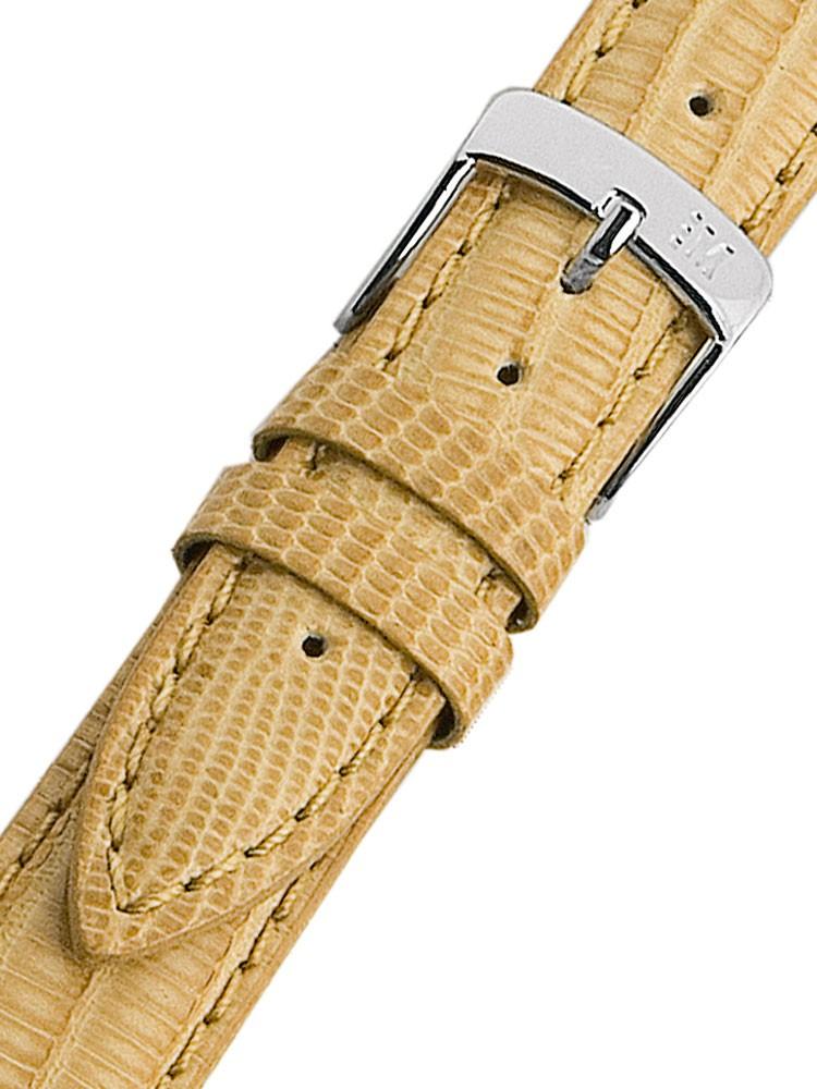 Curea de ceas Morellato A01U0856041027CR20 beiges Eidechsen Uhren20mm