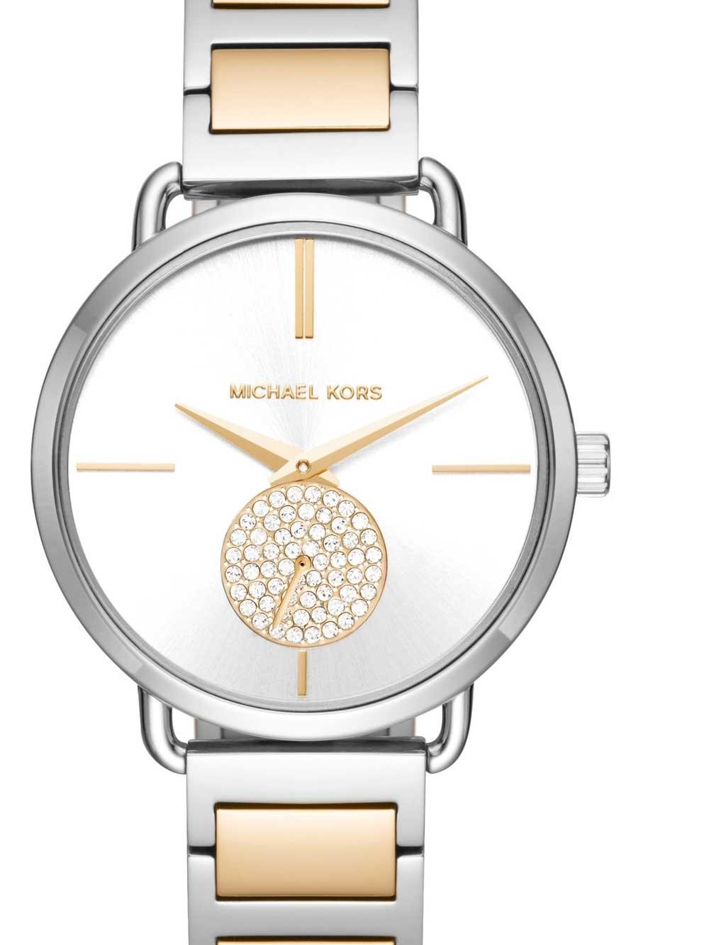 ceas de dama michael kors mk3679 portia 37mm 5atm