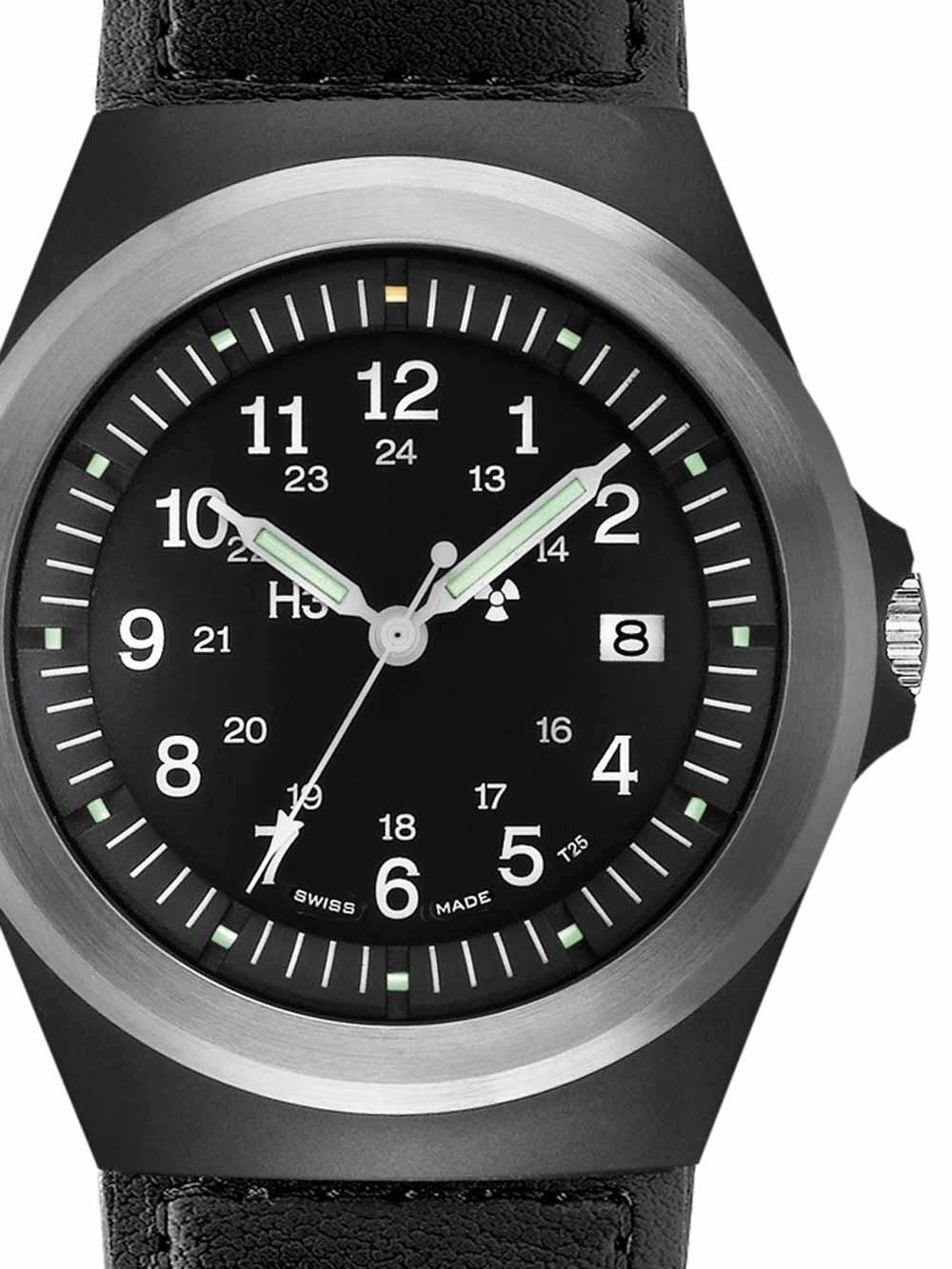ceas de dama traser h3 100163 p59 type 37mm 3atm