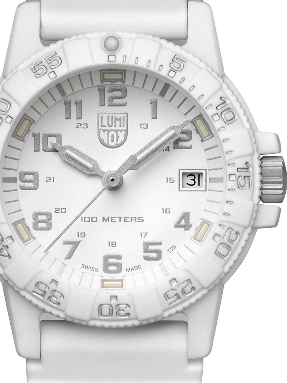 ceas de dama luminox xs.0307.wo leatherback sea turtle 39mm 10atm