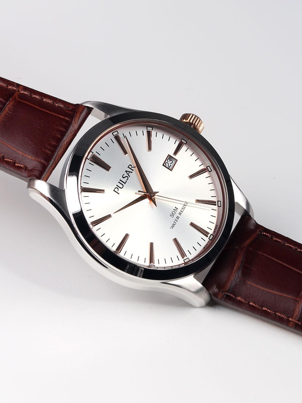 Watches Chrono12 Pulsar PS9305X1 Herren Armbanduhr 50M