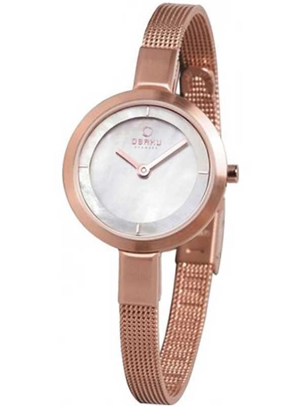 ceas de dama obaku v129lxvwmv 26mm 3atm