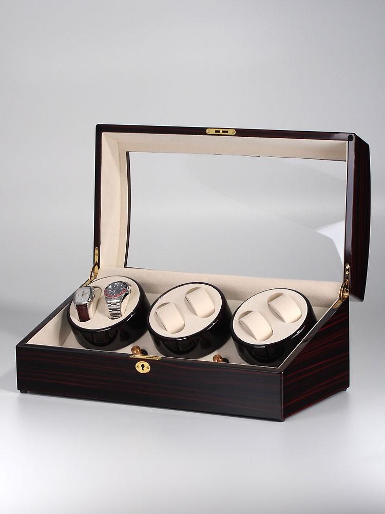 cutie de intors rothenschild 6 + 8 ceasuri rs-1302-eb
