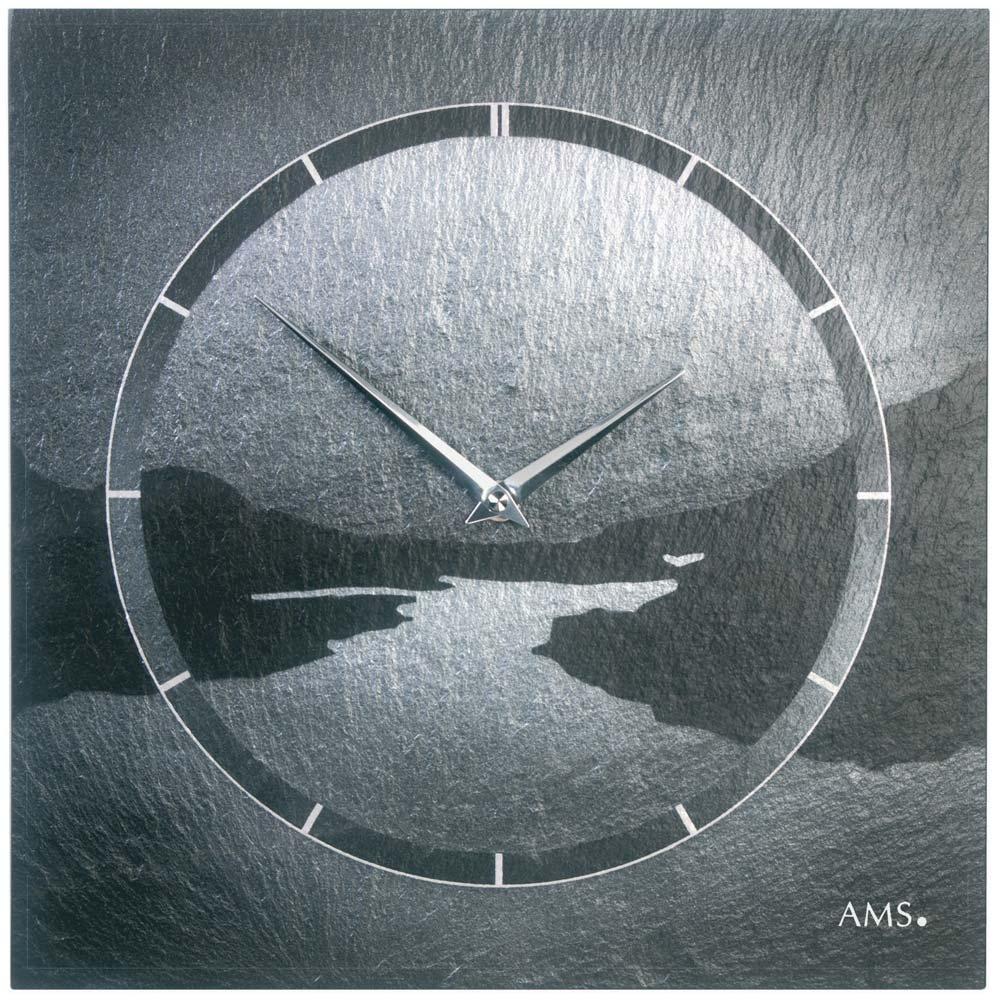 ceas de perete ams 9512