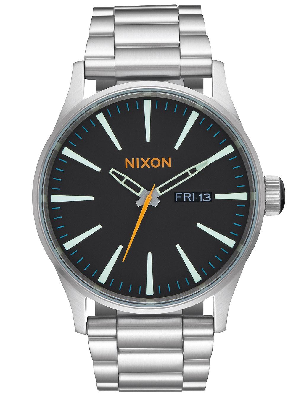 ceas barbatesc nixon a356-2336 sentry ss 42mm 10atm