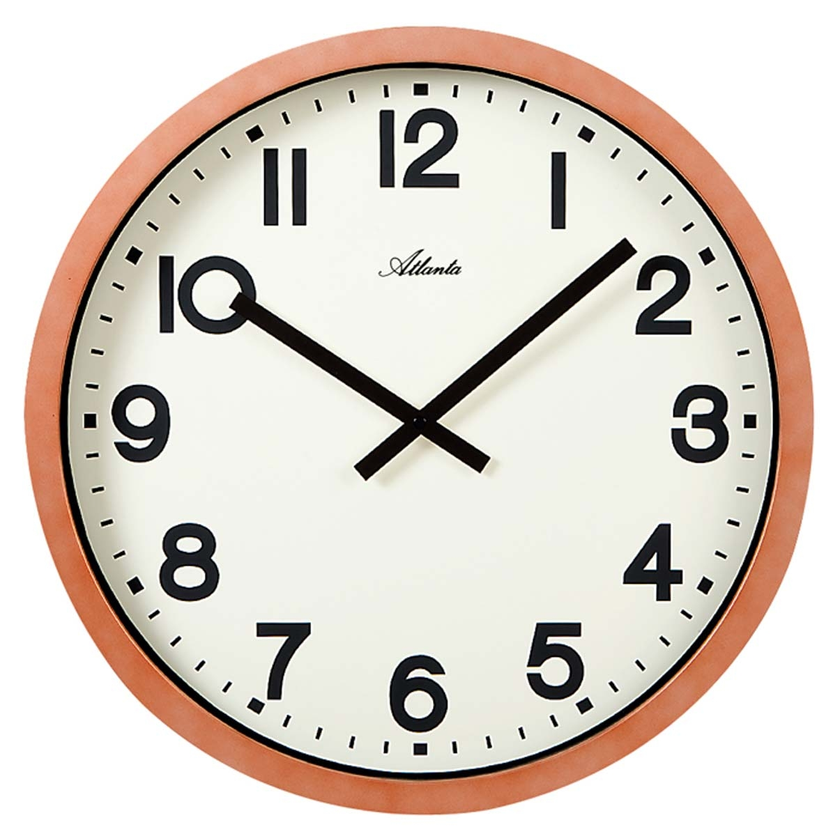 montres chrono12 atlanta 4437 wanduhr modern. Black Bedroom Furniture Sets. Home Design Ideas
