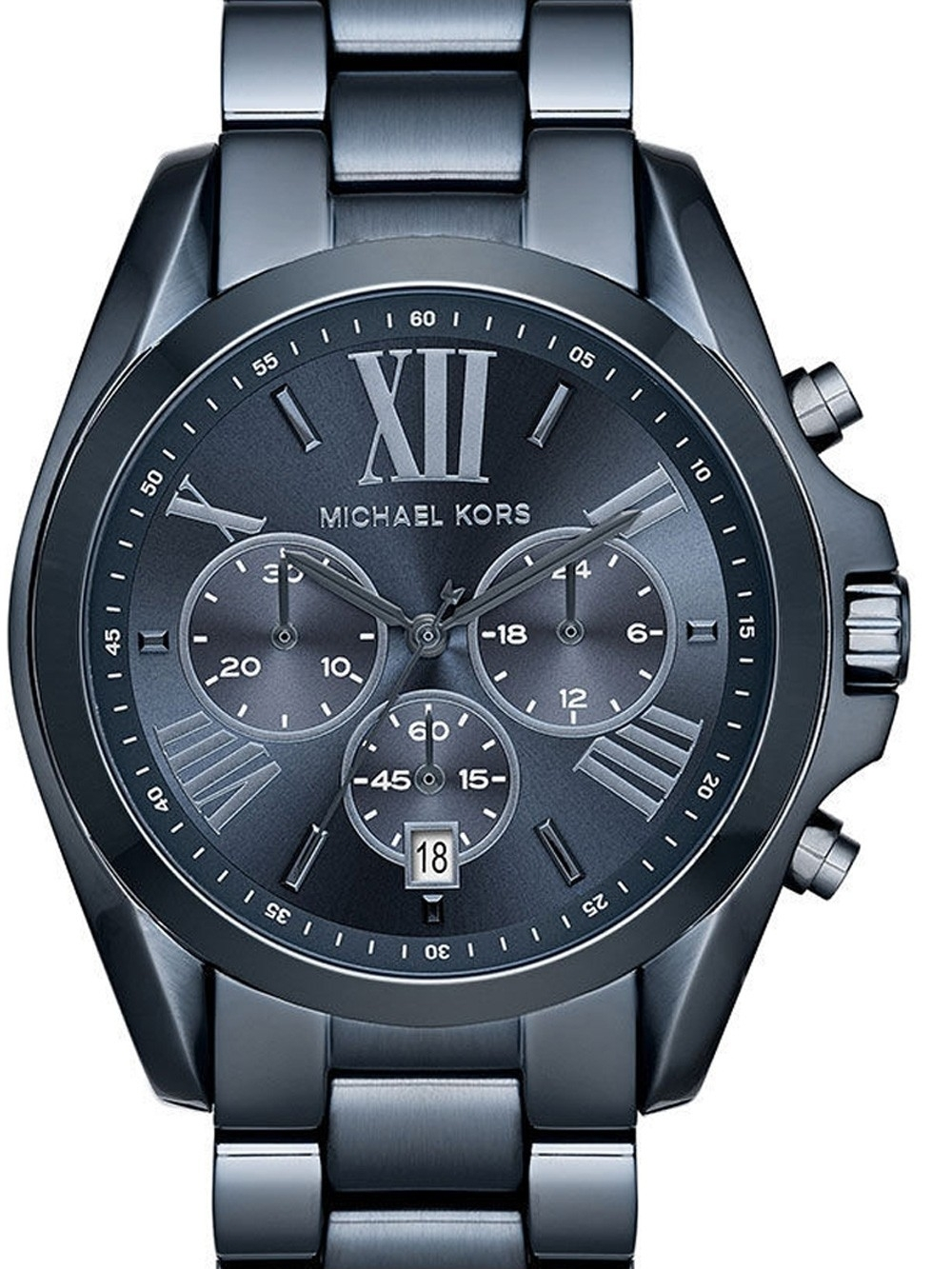 ceas de dama michael kors mk6248 bradhaw chrono. 43mm 10atm