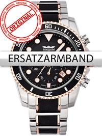 Curea de ceas Perigaum Ersatz-Stahlband P-1302-IR-BRC