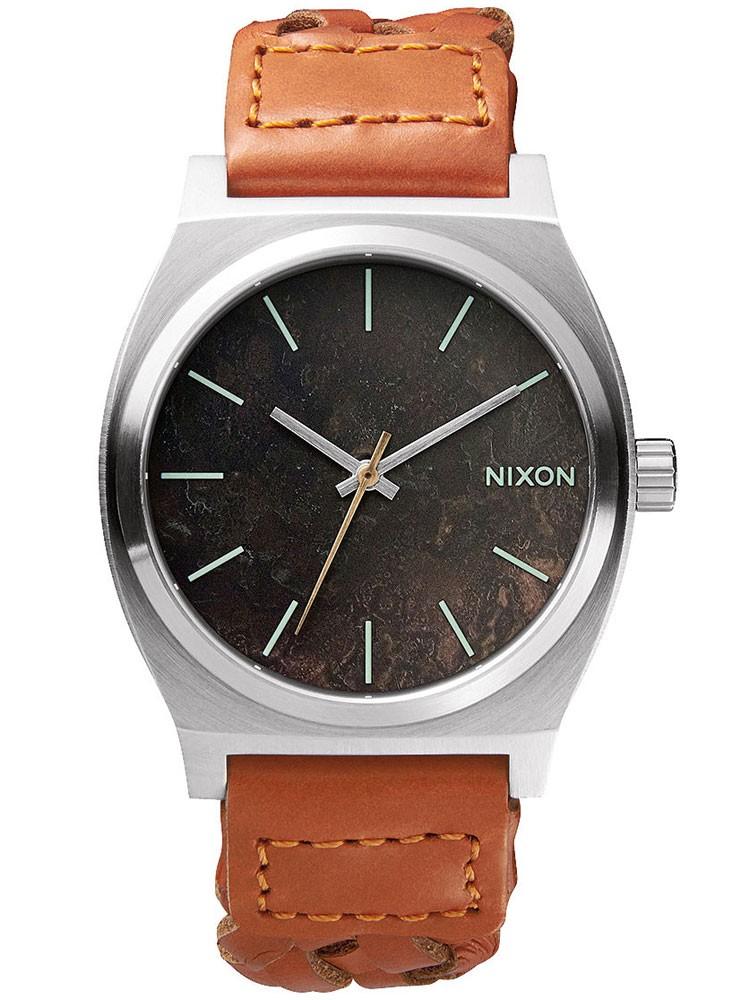 ceas barbatesc nixon a045-1959 time teller 37mm 10atm
