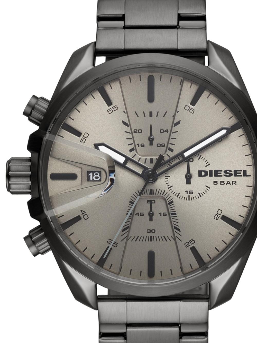 ceas barbatesc diesel dz4484 ms9 chrono. 47mm 5atm