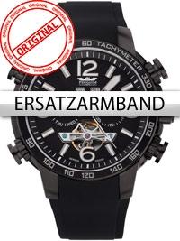 Curea de ceas Perigaum PU fur P-1301-IS-S-Or u. P-1301-IS-S