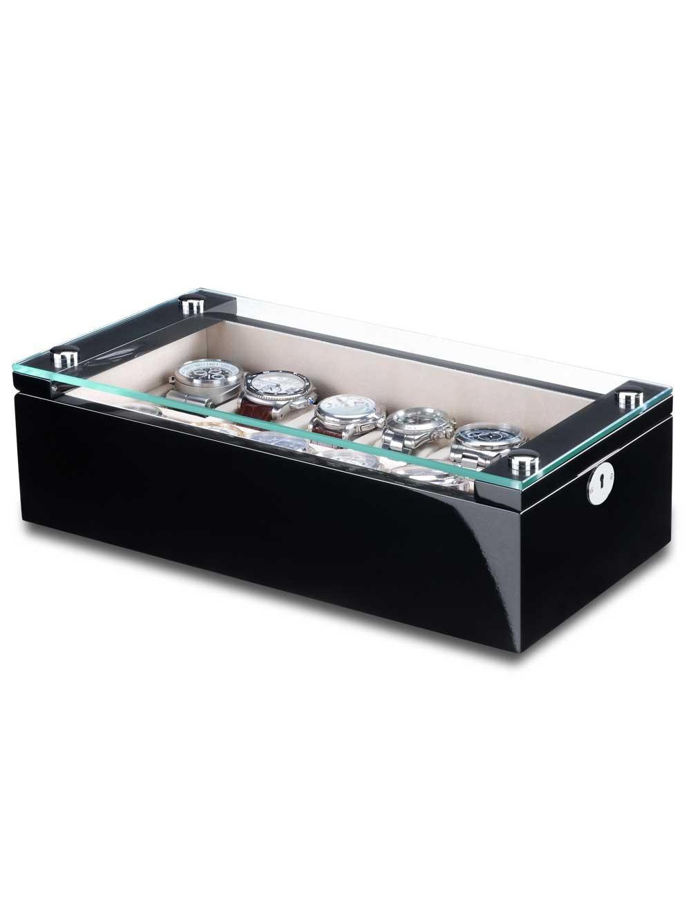 cutie ceasuri rothenschild [12] rs-5072-bk