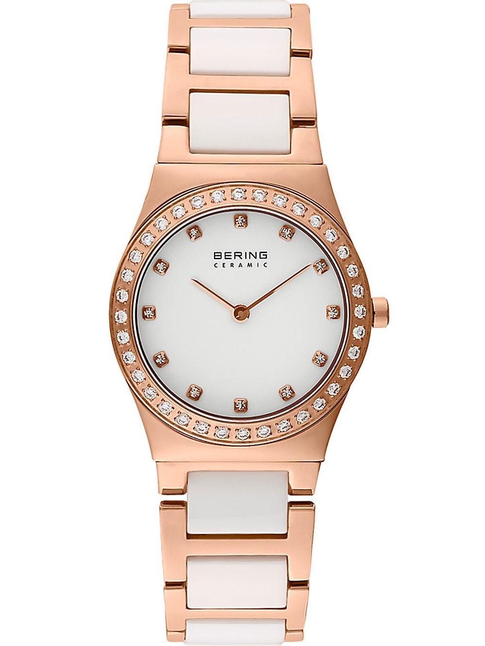 ceas de dama bering 32430-761 ceramic 30mm