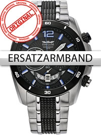 Curea de ceas Perigaum Ersatz-Stahlband fur P-1006-SB u. P-1006-SR