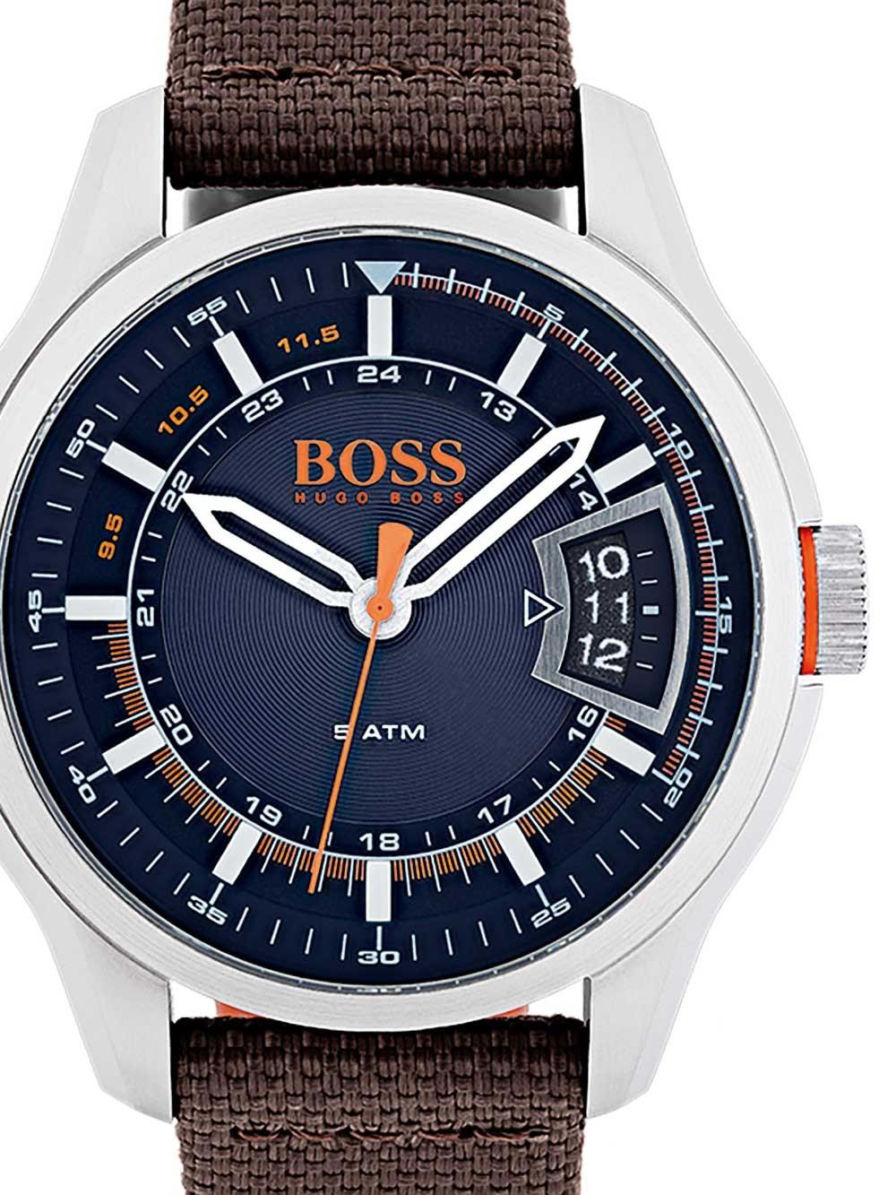 watches chrono12 boss orange 1550002 hong kong herren. Black Bedroom Furniture Sets. Home Design Ideas
