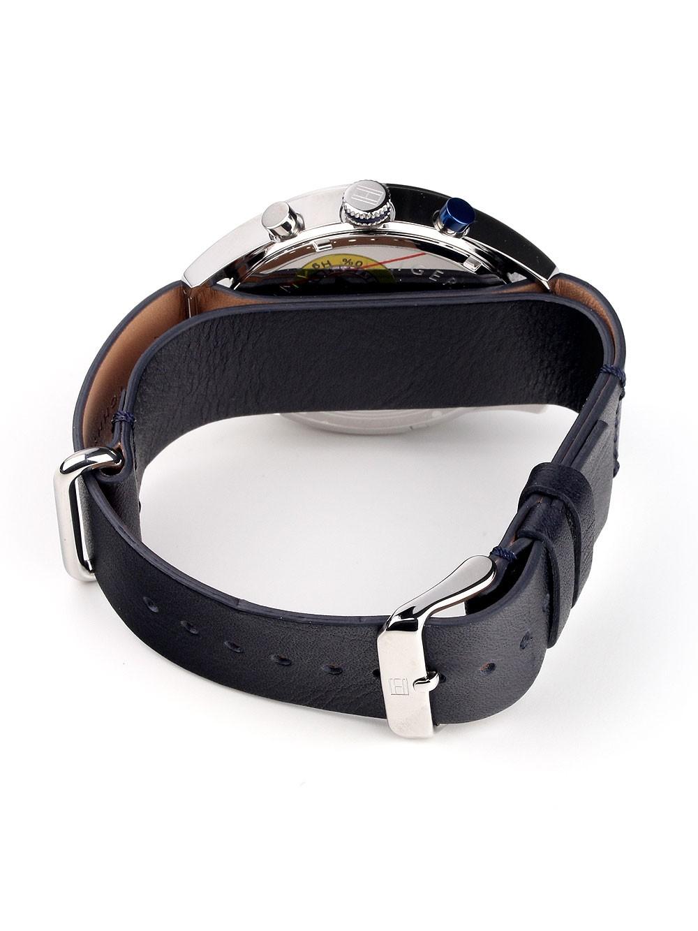 watches chrono12 tommy hilfiger 1791187 herrenuhr 44mm. Black Bedroom Furniture Sets. Home Design Ideas