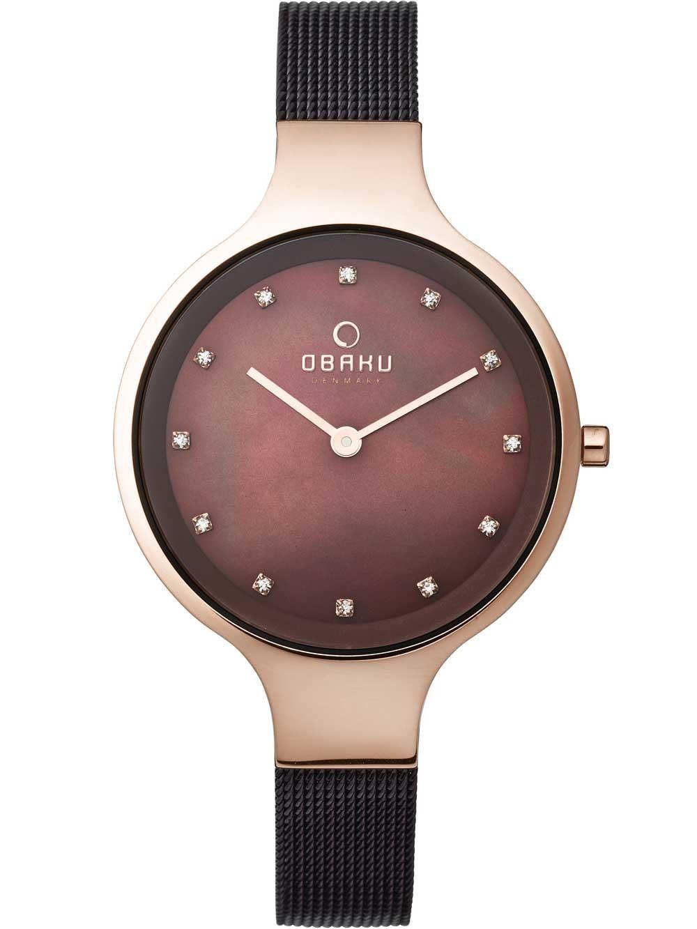 ceas de dama obaku v173lxvnmn 32mm 3atm
