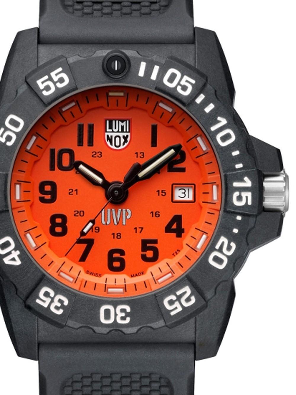 ceas barbatesc luminox xs.3509.sc scott cassell set 45mm 20atm