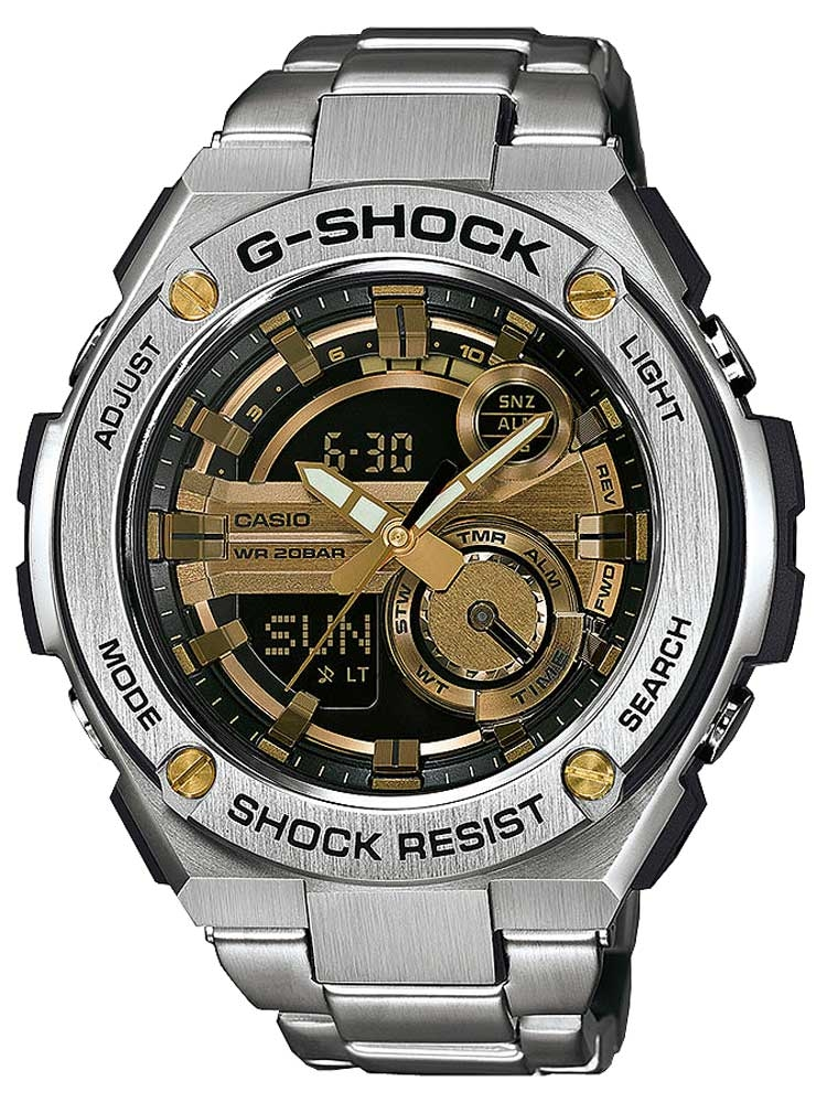 ceas barbatesc casio gst-210d-9aer g-shock 52mm 20atm