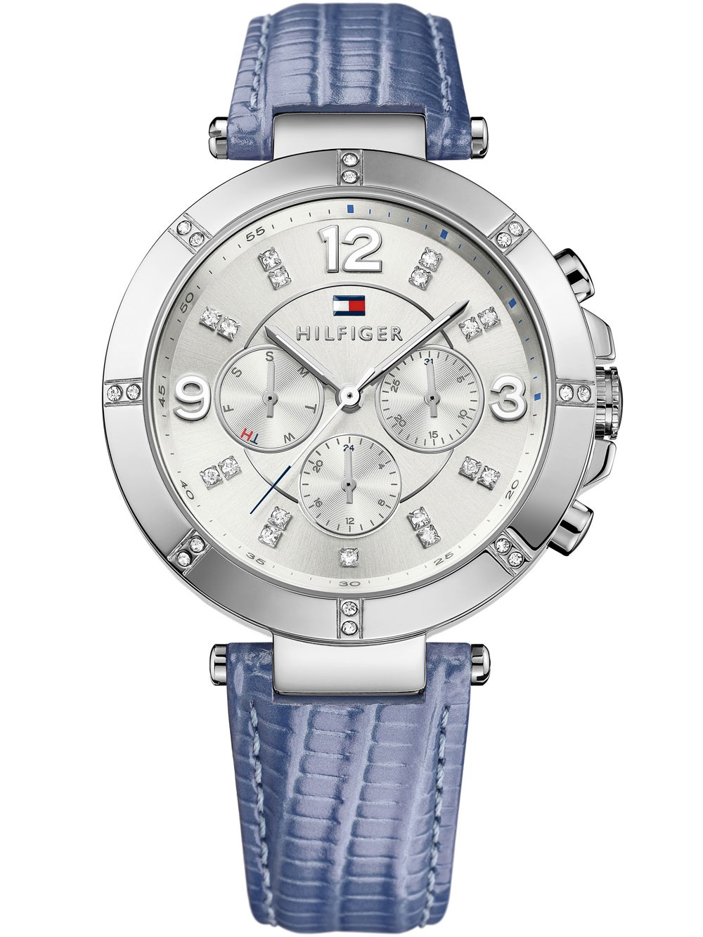 ceas de dama tommy hilfiger 1781536 cary 40 mm 3atm