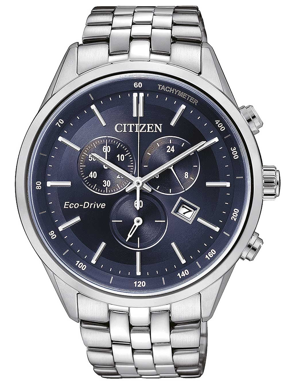 ceas barbatesc citizen at2141-52l sport-chrono 42mm 10atm