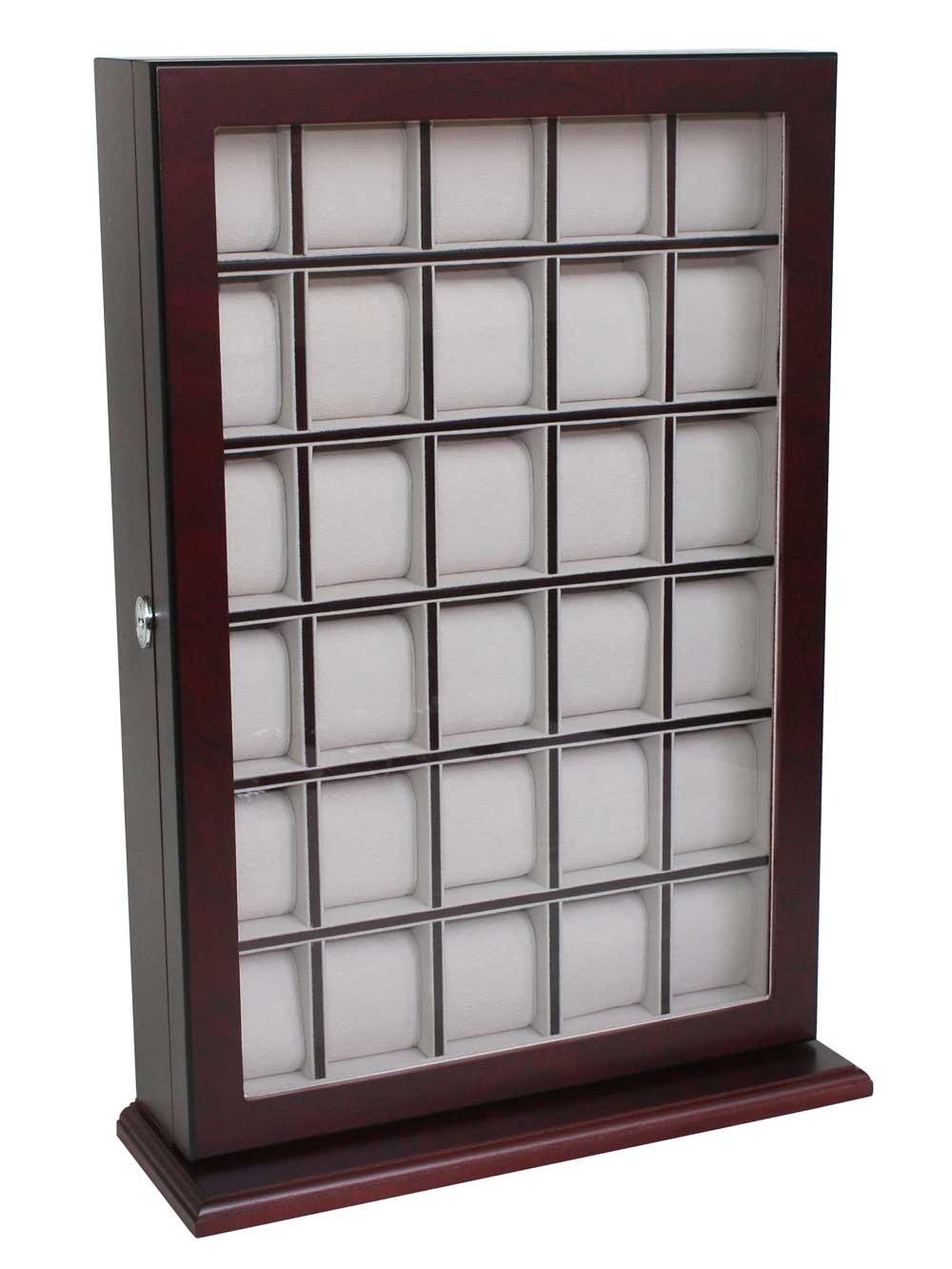 cutie ceasuri rothenschild rs-1135-30bu pentru 30 ceasuri